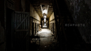 Eastern State Penitentiary, Philadelphie.