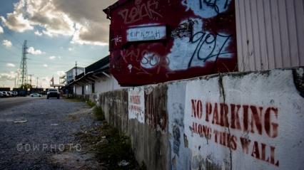 Quartier Bywater, Nouvelle-Orléans.